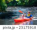 カヤック 川 子の写真 23175918