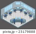 オペレーションルーム/コントロールルーム 23179888