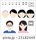 似顔絵パターン 23182449