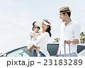 家族 家族旅行 旅行の写真 23183289