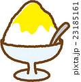 かき氷 スイーツ お菓子のイラスト 23185161