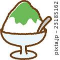 かき氷(抹茶) 23185162