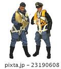 ドイツ空軍パイロット (模型人形) 23190608