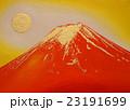 富士吉田から金の赤富士2016 23191699