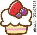 ケーキ 23197598