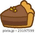 チョコレートケーキ 23197599