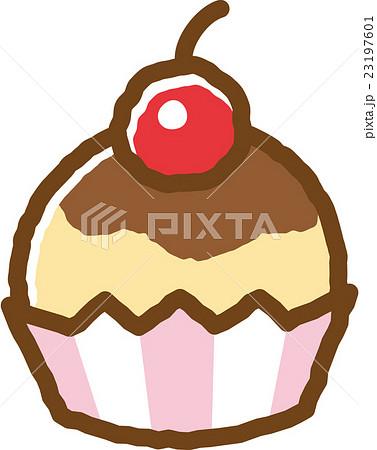 カップケーキ 23197601