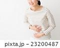 女性 腹痛 胃炎の写真 23200487
