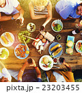 Friends Friendship Outdoor Dining People Concept 23203455