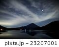 本栖湖の星景富士 23207001