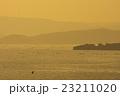 夕暮れのの七尾湾 23211020