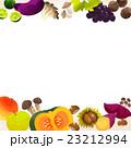 フレーム・秋の味覚 23212994