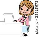 冷房対策 クーラー病 女性 23215672