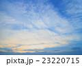 爽やかな空イメージ 23220715
