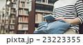 図書館 23223355