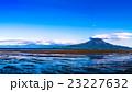 桜島と遠浅の海 23227632