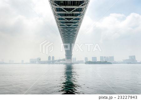 レインボーブリッジ, 東京 23227943