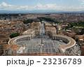 サン・ピエトロ大聖堂の頂上からの眺め 23236789