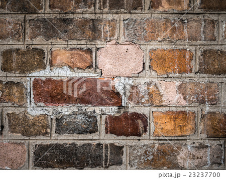 Pld vintage dirty brick wall 23237700