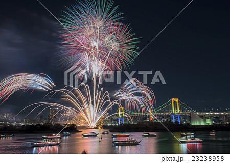 【東京】お台場の花火 23238958