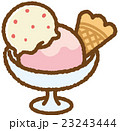 アイスクリーム 23243444