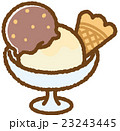 アイスクリーム 23243445