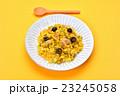 洋食屋さんの定番、ドライカレー(カレー炒飯)。 23245058