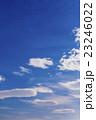 暑い夏日の青空 23246022