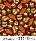 デザート ベクトル 洋菓子のイラスト 23246441