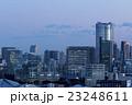 東京都市風景 トワイライトの六本木 六本木ヒルズ 浜松町 23248611