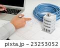 ネットワーク工事イメージ 23253052