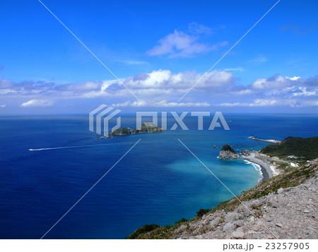 新島 石山展望台(向山展望台) 23257905