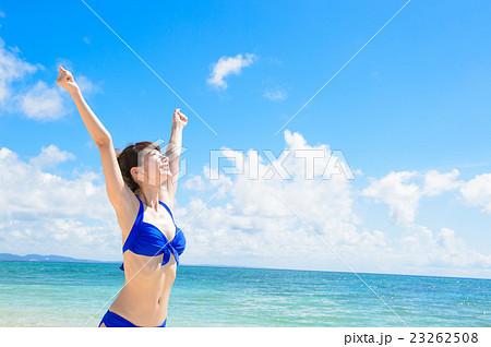 水着の女性 23262508