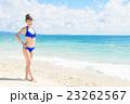 水着 女性 海の写真 23262567