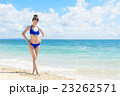 水着 女性 海の写真 23262571