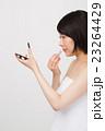 ビューティーイメージ・口紅とコンパクト 23264429