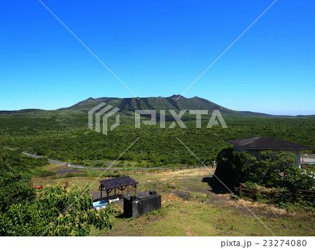 伊豆大島 三原山 23274080