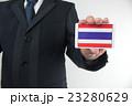 世界の国旗とビジネスイメージ 23280629
