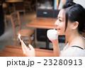 カフェ コーヒー コーヒーブレイクの写真 23280913