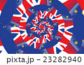 Flags of the United Kingdom and the European Union 23282940