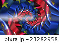 Flags of the United Kingdom and the European Union 23282958