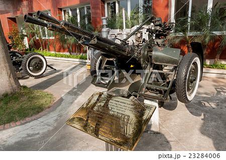 ベトナム戦争時にアメリカ軍のF-4戦闘機を撃墜した14.5mm対空機関銃 23284006