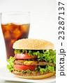 ハンバーガー 23287137