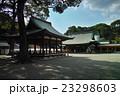 大宮 氷川神社・舞殿と拝殿 23298603