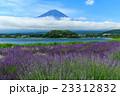 富士山 ラベンダー 23312832