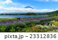 富士山 ラベンダー 23312836
