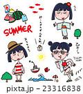夏のイラスト詰め合わせ 23316838