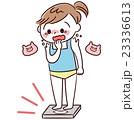 ダイエット 体重 女性 23336613