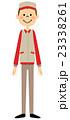 作業服の男性 23338261