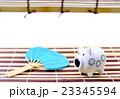 日本の夏 縁側イメージ 23345594